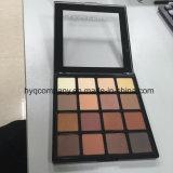 Gama de colores impermeable del sombreador de ojos últimos 16 profesionales del maquillaje de Nyx