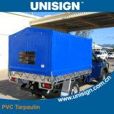 Anti-UV revestido encerado para Truck Capa