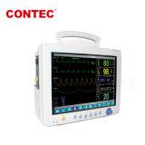 Contec CMS7000plus multilingue Interface tactile du moniteur patient à faible bruit de 20 ans de la Chine de la fabrication