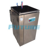 Caldeira de vapor elétrico de aço inoxidável quente