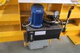 Mini misturador concreto elétrico de Beton, misturador concreto do eixo Js750 gêmeo