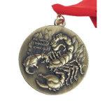 Медаль металла фабрики дешевое с нестандартной конструкцией