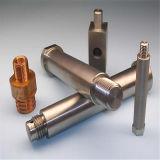 精密シャフトCNCの回転製粉の機械化の部品