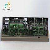 Высокая Effecient Ctgrain компактный пшеничной муки мельница системы