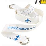 卸売によって決め付けられるロゴの測定の馬及び子馬の重量テープ
