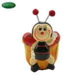 庭の装飾の蜜蜂の動物の陶磁器の鍋