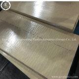 CNC de mecanizado de piezas PPS Junta PPS Hoja de plástico