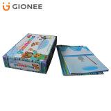 Casella impaccante di carta pieghevole di stampa su ordinazione per i regali