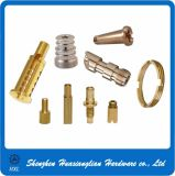 Латунь CNC подвергая механической обработке/повернутые медью части