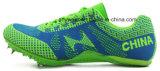 Calzado de entrenamiento deportivo Deportes ejecuta Spike Flyknit zapatillas zapatos con la parte superior para hombres y mujeres (816)