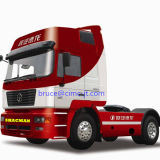 Camion di rimorchio di Shacman F3000 4X2 con il camion ed il rimorchio
