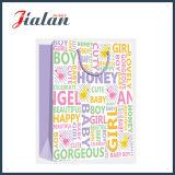 Großhandels4c gedruckter Baby-u. Mädchen-Geschenk-Verpackungs-Papierbeutel