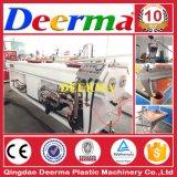 PVC二重管の管機械生産ライン