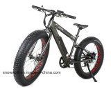 E-Bike 26*4.0 давление в шинах электрический велосипед жир Бич Организованный велосипедный 7 Скорость сплава рамы
