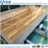 Il documento di legno della melammina del grano ha affrontato il pannello truciolare per mobilia dell'interno