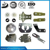 Precision Brass Sheet Metal Stamping parts with Electroplating service