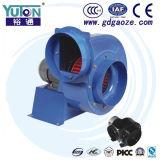 Yuton laminou o ventilador de aço que abriga o ventilador centrífugo para a frente curvado