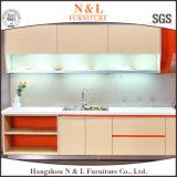 N & L Fabricant MFC Door Hotel Armoires de cuisine