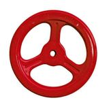 Volante de aço inoxidável customizado China Handwheel Handwheel
