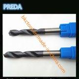 HRC60 de stevige Bits van de Boor van het Centrum van het Carbide voor Roestvrij staal