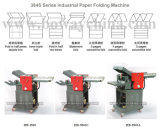 Máquina de dobramento 384s do papel A4 industrial das maneiras da dobra de Boway 22000sheets/Hour 7