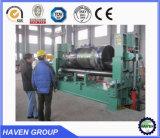 W11S-16X4000 Hydrulic universel 3 plaque en acier du rouleau de pliage et de la machine de laminage