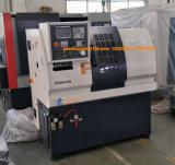 Tck3040 절단 금속 도는 기계를 위한 기우는 침대 포탑 CNC 공작 기계 & 선반