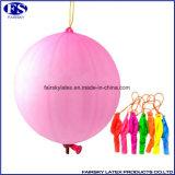 100%Natural乳液の気球の広告、乳液の物質的な穿孔器の気球