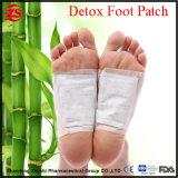 100% 유기 성분 바디를 가진 세륨 FDA 자연적인 독소 해독 패치는 Detox 발 패치를 정화한다