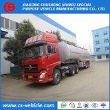 caminhão do depósito de gasolina da capacidade 15m3 do caminhão de petroleiro do petróleo 15000liters