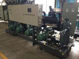 Compressor de parafuso Semi-Hermetic Bitzer com unidade do condensador