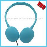 Auscultadores para miúdos, auriculares do esporte MP3 das crianças