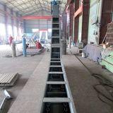 De hoge Efficiënte Verticale Transportband van de Ketting, de Transportband van de Schraper Inlined