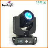 luz principal movente do feixe afiado de 200W 5r para a iluminação do estágio (ICON-M003)