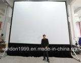 4 3 pantalla de proyección rápida del doblez de 300 pulgadas
