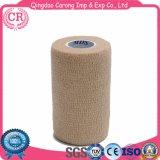 Self-Adhesive bandagem elástica de venda a quente