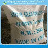 Gluconato in testa alle vendite del sodio del commestibile di offerta della fabbrica per i prodotti di prodotti chimici