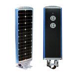 목록으로 만들어지는 옥외 점화 LED 태양 가로등 60W IP65 세륨 RoHS