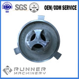 OEM Staal/Aluminium/Roestvrij staal die met de Gekleurde Geanodiseerde Dienst machinaal bewerken