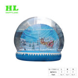 كبيرة قابل للنفخ إنسانيّة ثلج كرة أرضيّة, ثلج كرة تذكار خيمة