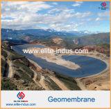 HDPE liso Geomembrane 1.5m m para el tanque de aceite