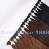 Extensão do cabelo do anel do cabelo chinês de Remy micro