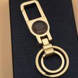 Kc_M_702 цинкового сплава металлический логотип сувенирный подарок цепочки ключей