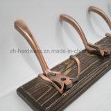 木高級で美しい衣服のホック及び金属のボードのホック(ZH-7019A)