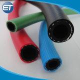 1/4''~2'' y de PVC de alta presión del tubo de goma flexible de tubos de agua de aire de la manguera de gas-oil