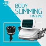 A gordura com remoção de gordura de RF de cavitação ultra-som e levante a máquina