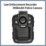 Правоохранительных регистратор 3MP Видео IP68 автомобиль полицейского органа камеры