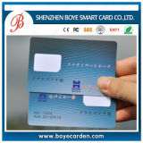 Cartão chave imprimível laminado de PVC para Identificação do Controle de Acesso