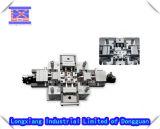 Modelagem por injeção plástica dos PP/PC/ABS/da precisão