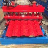 屋根ふきシートカラー機械装置を形作る鋼鉄タイルロール